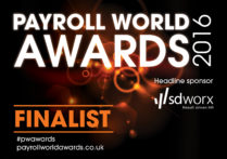 Epayslipsecure: Payroll World Awards Finalist for second year running!